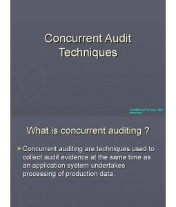 concurrent-audit-tech