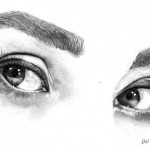 36-eyes-pencil-drawing
