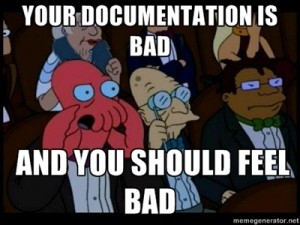 bad-documentation